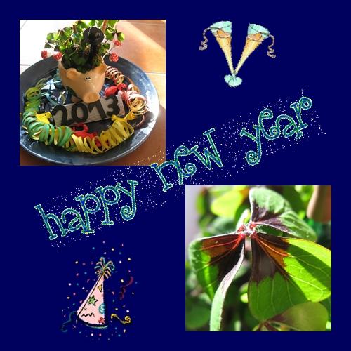 Prosit Neujahr….