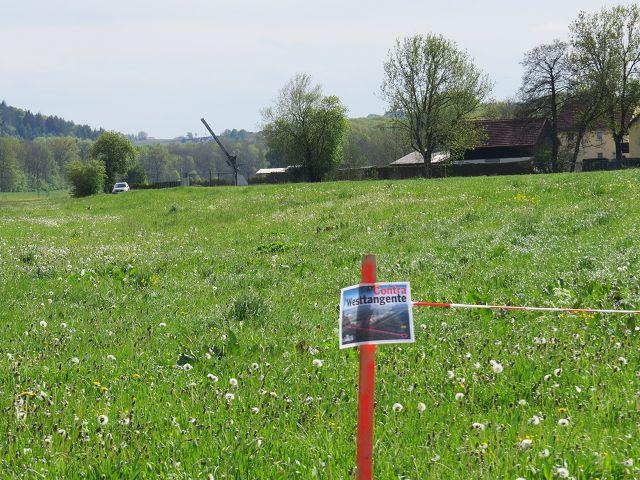 Unberührte Natur… einer Straße opfern??? Westtangente Landshut