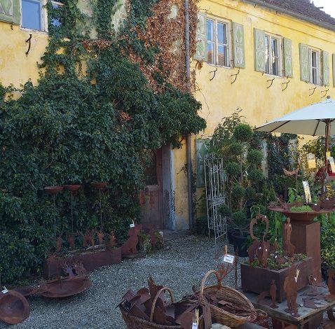 Impressionen von der Landlust Schloss Neufraunhofen