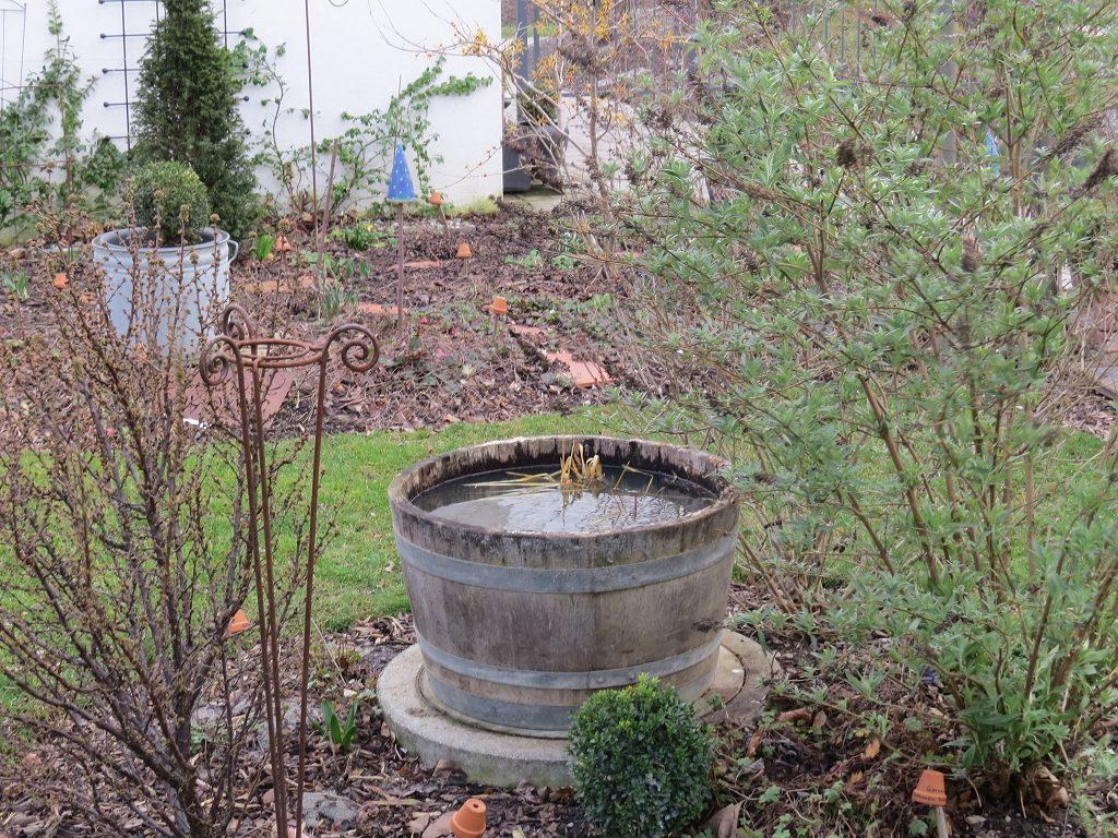 neuer Garten