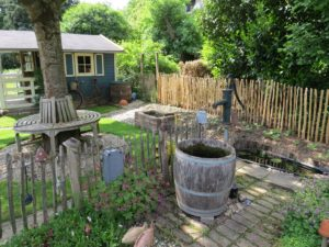 Mein Gartenhaus