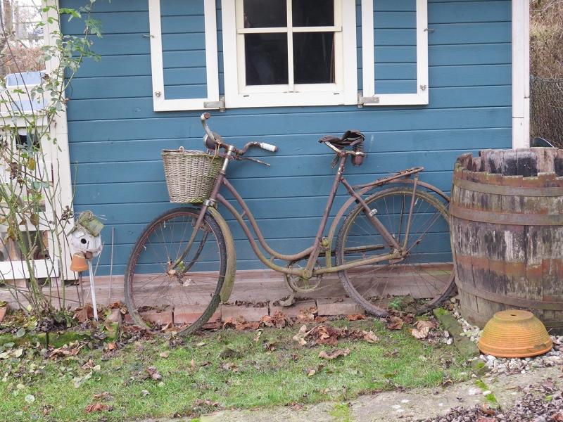 Das alte Rad