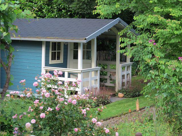 Gartenhaus mit Colette